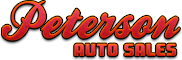 Peterson Auto Sales Logo